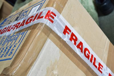Fragile items delivered safe and sound