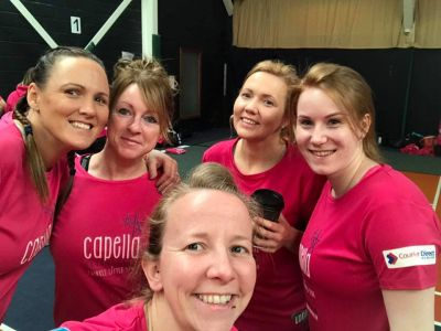Courier Direct support the Capella Foundation